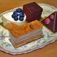 HENRI CHARPENTIERのケーキ