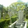 大阪市天王寺区真田山にある旧陸軍墓地-4