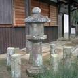 玉祖神社 8:伝豊臣秀頼寄進の石灯籠