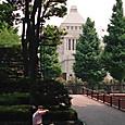 国立国会図書館より国会議事堂を臨む